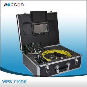 Wopson Hot Sale Wall Inspection Camera with Keyboard and DVR pictures & photos
