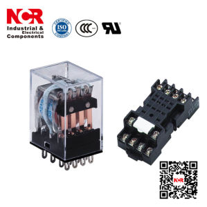 48VDC General-Purpose Relay/Industrial Relay (HHC68B-4Z) pictures & photos