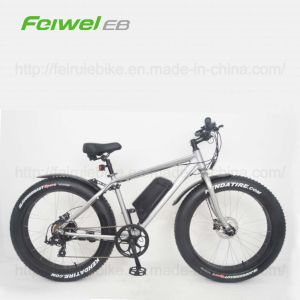 26 Inch 36V Fat-Bike Electric Bike (TDE10Z) pictures & photos