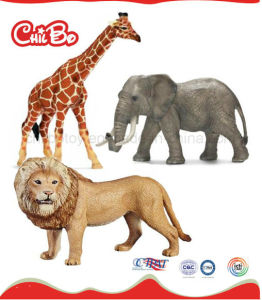 Animal Plastic High Quality Figure Toys (CB-PM022-M) pictures & photos