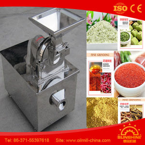 High Quality Cocoa Bean/Sugar Grinding Machine Industrial Spice Grinder pictures & photos