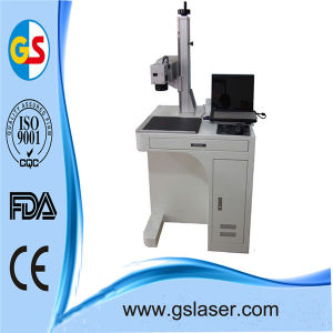 Metal and Non-Metal Fiber Laser Marking Machine (GSF 30W) pictures & photos