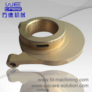 Brass Sand Casting for Machining Parts Lighting Parts