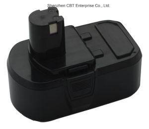 OEM Ryobi Rb18L15 Bpl18151 Bcl14181 Bid1821 P102 P200 P300 Power Tool Battery pictures & photos