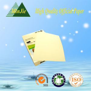 Eco-Friendly 70g Colorful Printing Paper for Imported Printer Copier pictures & photos