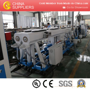 CPVC Heating Pipe Extrusion Line pictures & photos
