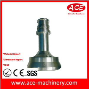 CNC Turning of Nut Fitting Part pictures & photos