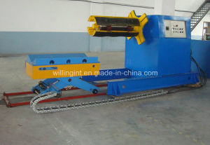 High Quality 10 Tons Hydraulic Decoiler with Coil Car pictures & photos