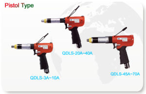 China Brand Pistol Type Air Industrial Screwdriver for Sale pictures & photos