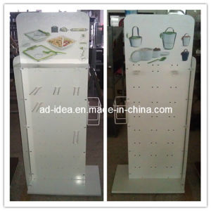 Multifunctional Metal Display Rack, Drug Store Stand (RACK-441) pictures & photos