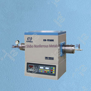 Vacuum Tube Furnace for Laboratory, CD-1200g Vacuum Tube Furnace pictures & photos