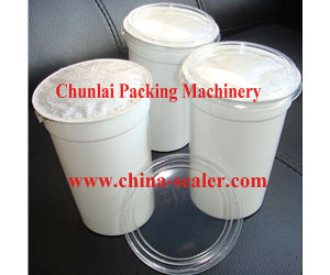 Customized Cup Filling Sealing Machine pictures & photos