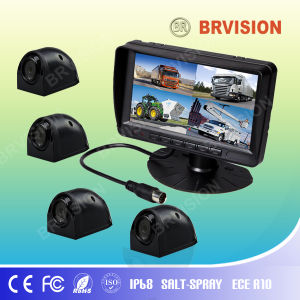 Vehicle 7inch TFT Digital Monitor System for Side View pictures & photos
