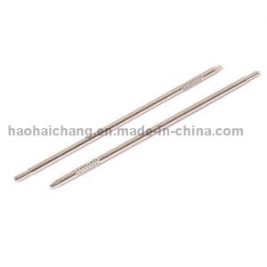 Hot Sale Customized Lathe Metal Electrical Contact Terminal Pin pictures & photos