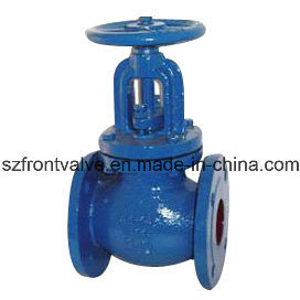 ANSI Cast Iron Flanged End Globe Valve pictures & photos