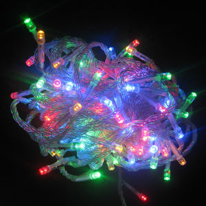 (ENST-100) 10m 100LEDs LED Christmas String Lights Outdoor pictures & photos