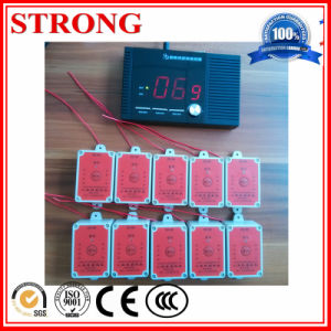 Wireless Paging System Construction Hoist Spare Calling Device pictures & photos