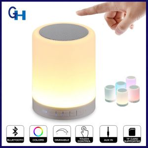 Creative Multi-in-One Desk Lamp Indoor Lamp Table Lamp Multifunction Smart Lamp Speaker pictures & photos