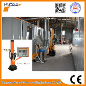 Vertical Electrostatic Powder Coating Robot pictures & photos