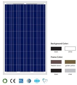 300W TUV/Ce Approved Poly Solar Panel pictures & photos