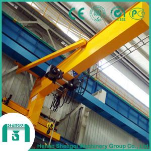 Bb Type Wall Traveling Jib Crane pictures & photos