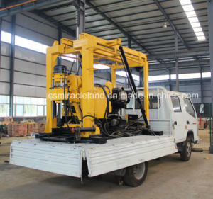 Hydraulic Truck Mounted Mobile Water Well Drilling Rig (YZJ-200) pictures & photos