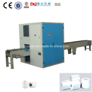Toilet Paper Roll Log Saw Cutter Machine pictures & photos