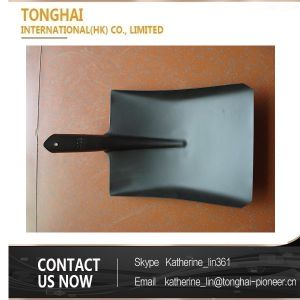 Heat Treatment Rail Steel Shovel Head on Sale