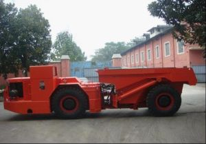 Underground Mining Truck 10 Tons pictures & photos