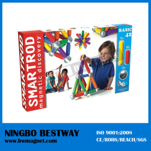 Magnetic Building Shapes Toys Multifunctional Smartrod pictures & photos