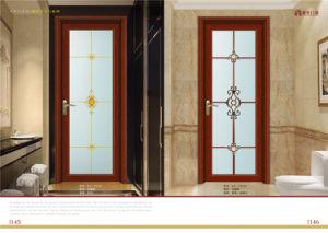 Glass Aluminum Interior Casement Kitchen Door pictures & photos