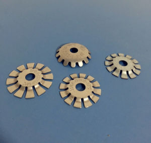 High Precision Metal Stamping Parts for Lamp Bracket pictures & photos
