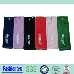 Soft Custom High Quality Promotion Sports Gym Towel pictures & photos