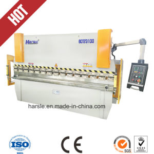 CNC Electric Hydraulic Synchronization Steel Plate Hydraulic Press Brake Machine pictures & photos
