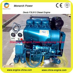 Deutz Diesel Engine (Deutz F3L913 engine)