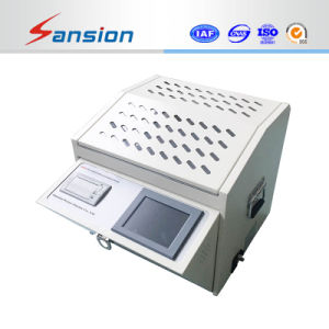 Oil Dissipation Factor Tester pictures & photos