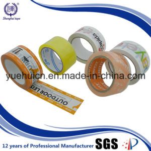 Approve SGS and ISO BOPP Adhesive Packing Tape pictures & photos