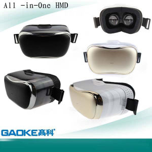 3D Vr All-in-One HMD 3D Glasses Inch Full-HD Screen Bluetooth