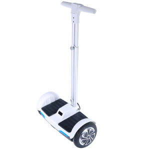 """Smartek 8"""" Handle Cool and Safe Unfoldable Unicycle Mini Two Wheel Electric Standing L Balanced Hoverboard Scooter Patinete Electrico S-011 pictures & photos"""
