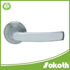 Ss Stainless Steel 201/304/316 Lever Door Handle/ Door Lock 16 pictures & photos