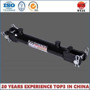Agricultural Machinery Double Acting Hydraulic Cylinder with Clevis End Type pictures & photos