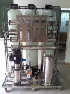 1000L/Hr Industrial Reverse Osmosis Water Treatment Plant with Ultraviolet Sterilization pictures & photos