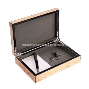 Wood Accessory Box for Mens pictures & photos