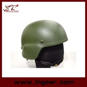 Tactical Mich 2000 Replica Glass Fiber Airsoft Helmet with Maximum Durability pictures & photos