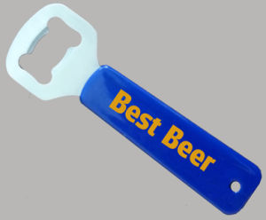 Stainless Steel Opener for Beer Bottle pictures & photos