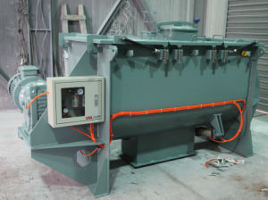 Horizontal Type Ribbon Mixer for Batch Mixing pictures & photos