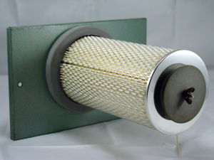 Square Flange Air Filter Cartridge pictures & photos