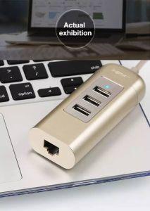 Original Cati 3 USB 2.0 100m Internet Access Multifunctional Hub pictures & photos