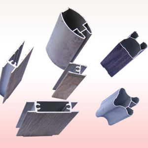 Industrial Aluminum Extrusion Profiles pictures & photos
