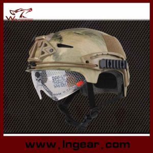 Emerson Exf Bump Windproof Safety Police Helmet with Clear Visor pictures & photos